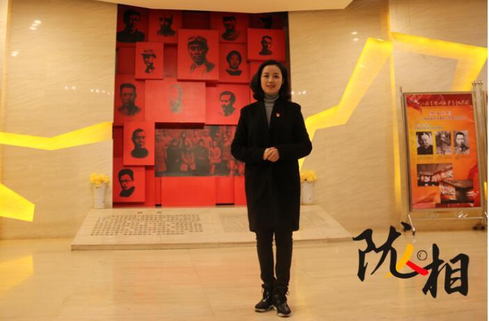 【甘肃五个一百网络正能量图片·系列展播(79)】潘洁:扎根一线 踏实做好红色文化的传播者