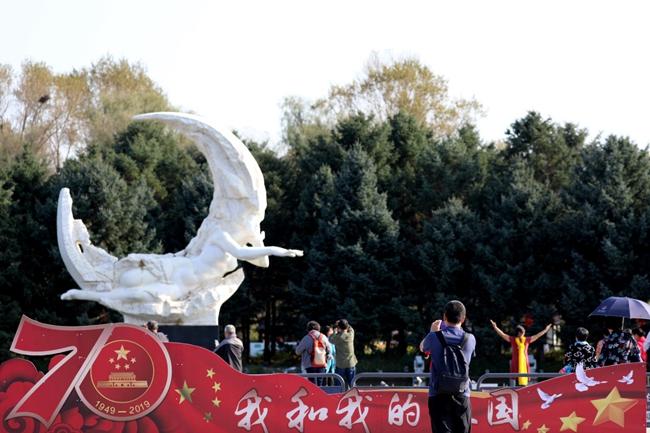 亮眼数据秀出强劲消费动力 国庆假期吉林省旅游总收入超130亿元