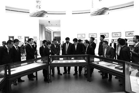 甘肃天庆博物馆馆藏精品巡展走进兰州大学