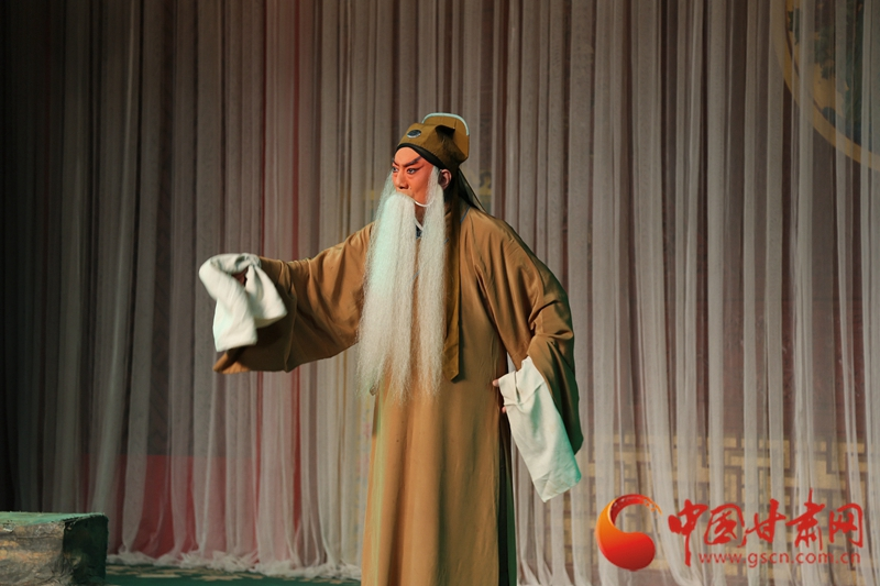 """7月6日省陇剧院在兰州东风剧院举办""""好戏周周演""""系列活动之""""周末有戏看""""活动"""