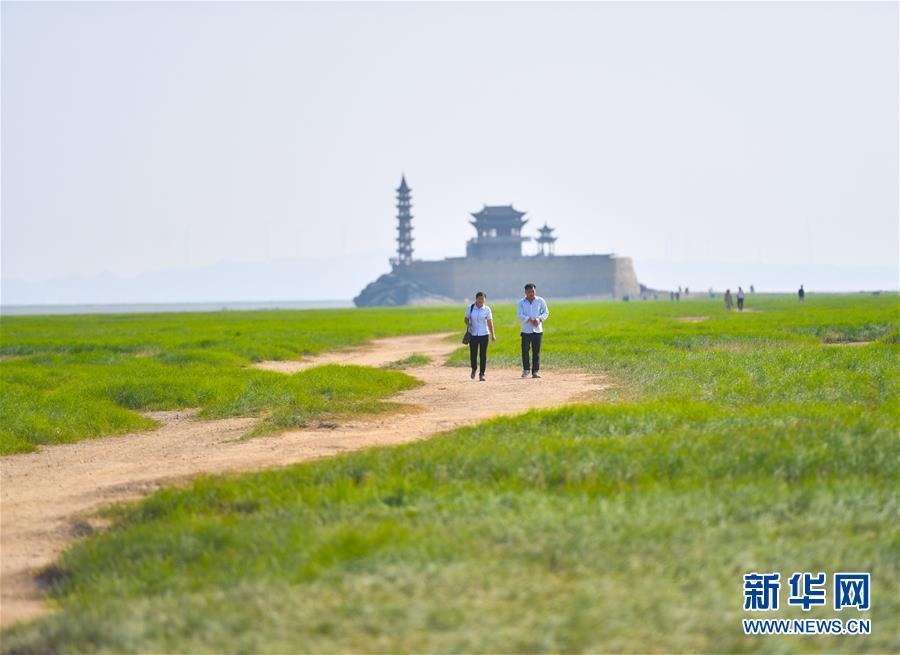 (环境)(2)鄱阳湖进入枯水期