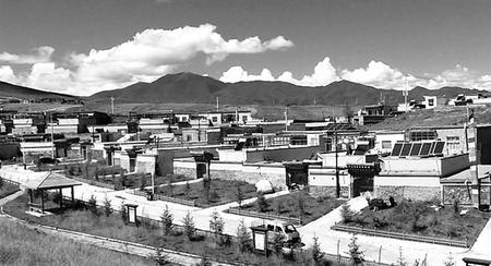 一个农牧村的美丽蜕变——甘南夏河县建设生态文明小康村提升农牧民幸福感