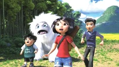 原创动画电影《雪人奇缘》热映金城 讲述冒险旅程