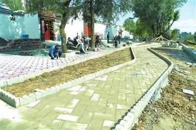 临夏市将枹罕镇青寺村列入人居环境集中改造项目