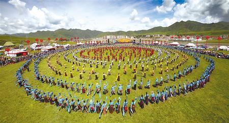【守护母亲河 建设幸福河】滋养藏乡,散发独特文化魅力