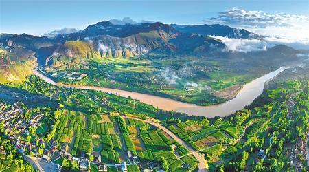 【守护母亲河 建设幸福河——推动黄河流域生态保护和高质量发展系列报道⑤】凿壁而出,一路欢歌入河州