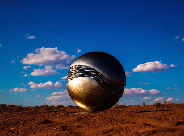 人文民勤与世界对话——沙漠雕塑国际创作营的诗与远方