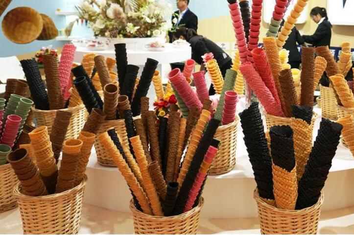 第22届中国冰淇淋及冷冻食品产业博览会在天津开幕