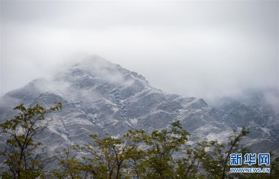 (环境)(3)银川迎来降雪天气