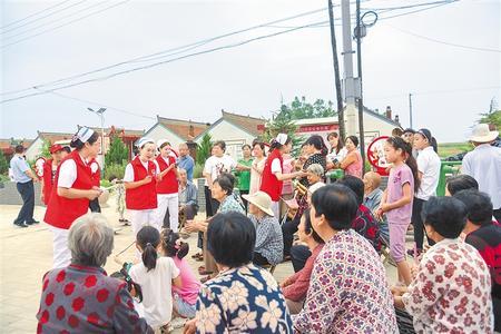 庆阳镇原:凝聚力量促发展