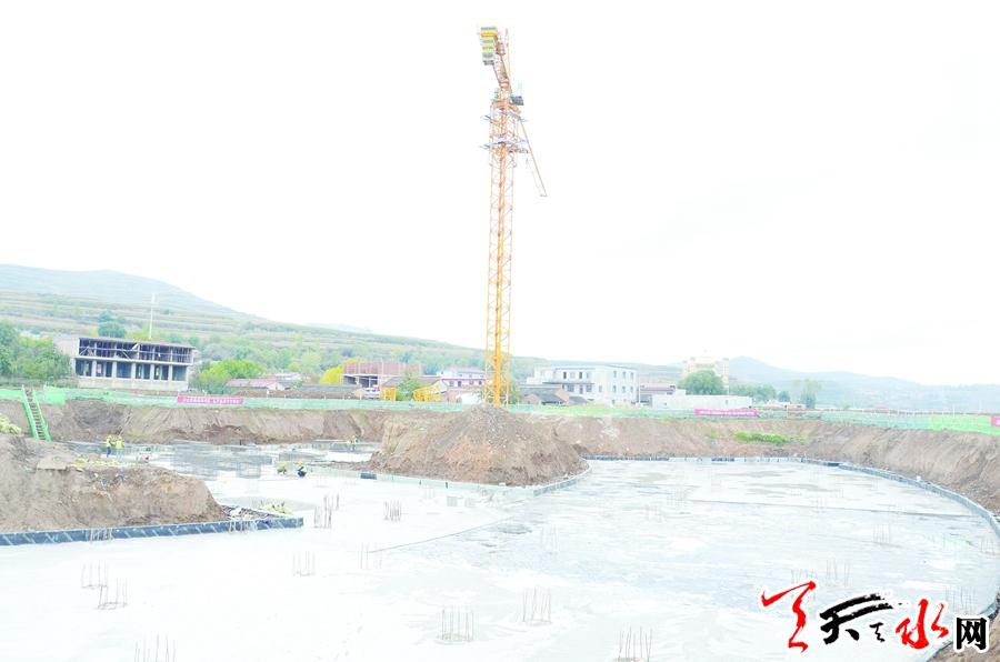 【重点项目建设・张家川篇】打造高质量发展新引擎