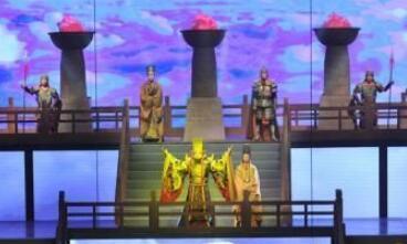 海外华文媒体高层参访甘肃张掖感知丝路文明