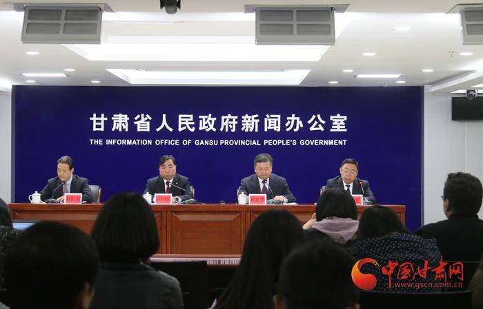 2019年前三季度甘肃省地区生产总值6426.0亿元 同比增长6.1%(图)