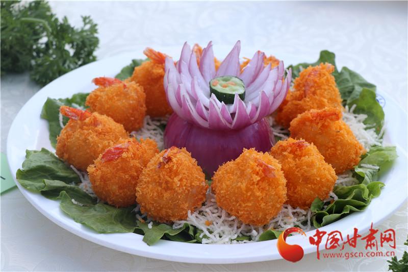 味觉盛宴 西北民族大学举办民族美食节(组图)