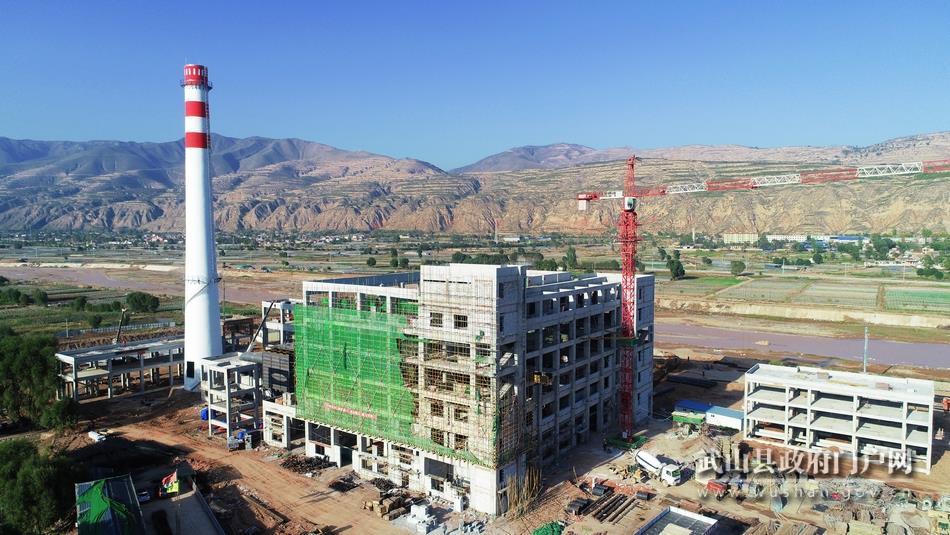 武山:城区集中供热项目正在争分夺秒加紧施工建设