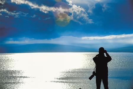 丝路明珠 生态张掖 ——新中国成立七十周年全国主流媒体张掖摄影采访活动掠影