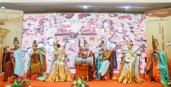 《玄奘西行》将在甘肃大剧院上演 打造多民族音乐视听盛宴