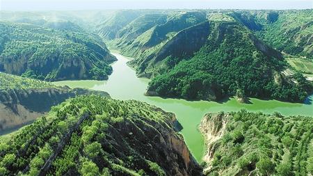 【守护母亲河 建设幸福河——推动黄河流域生态保护和高质量发展系列报道?】标本兼治,不教泥沙入大河