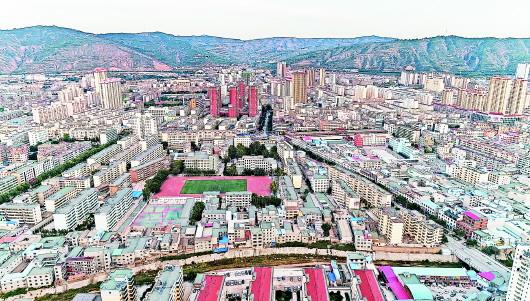 定西:打造精品工程提升城市新形象