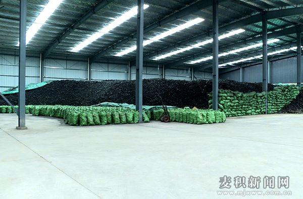 麦积区煤炭储运已准备就绪
