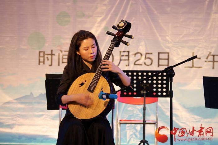民族音乐文化课堂开课了——中央民族乐团走进甘肃政法大学