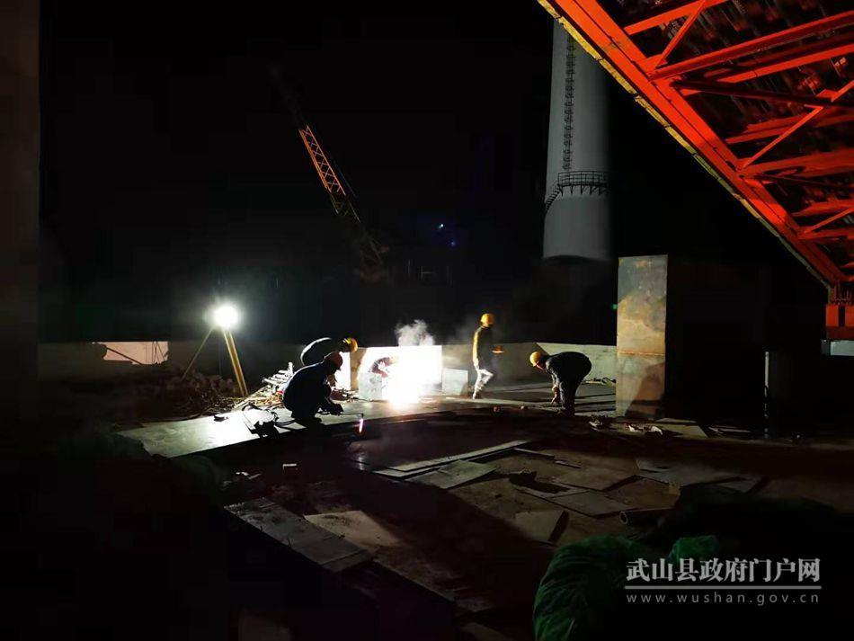 武山:昼夜大干 确保西关热源厂为市民按时供暖