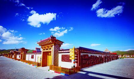 甘肃旅游丨尕秀村变了样