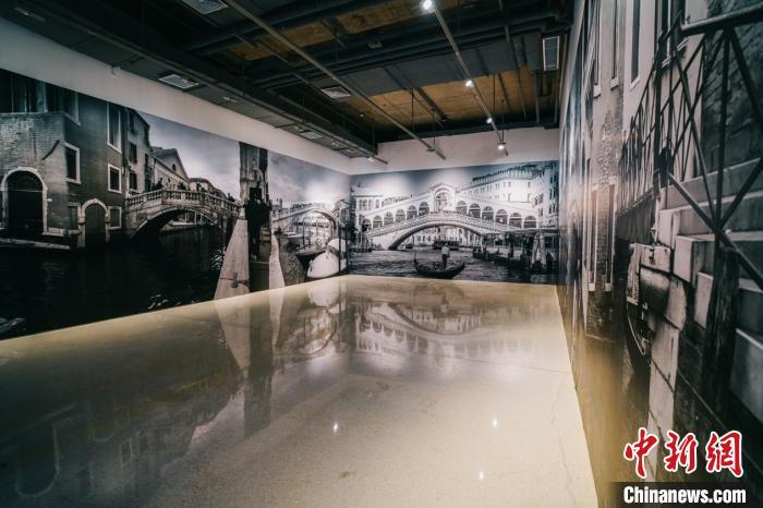 当代艺术家聚焦大运河叙事30余件作品集体亮相