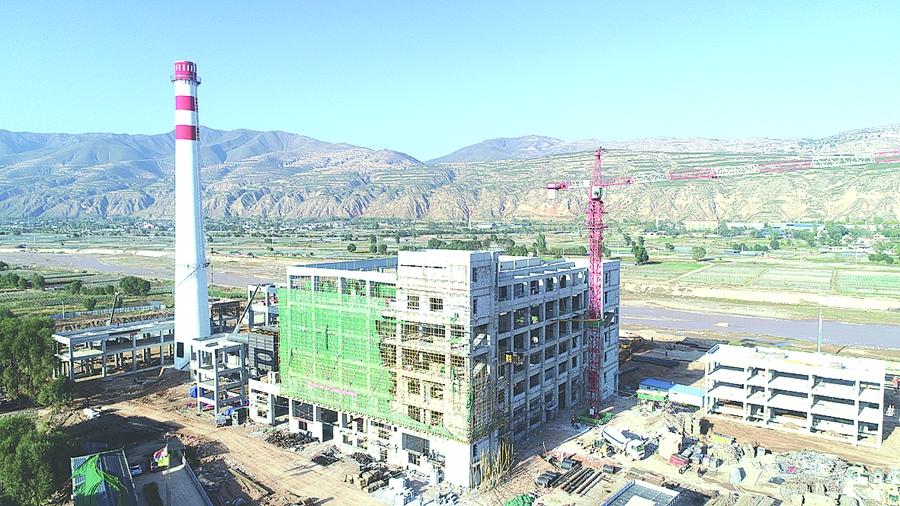 【重点项目建设·武山篇】武山县西关热源厂项目见闻