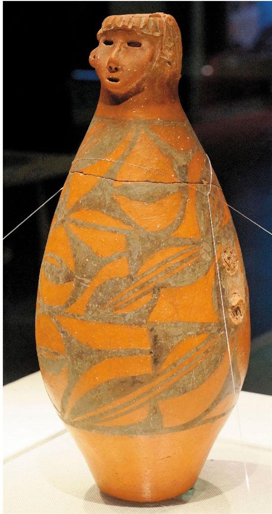 鱼鸟之争——仰韶文化彩陶
