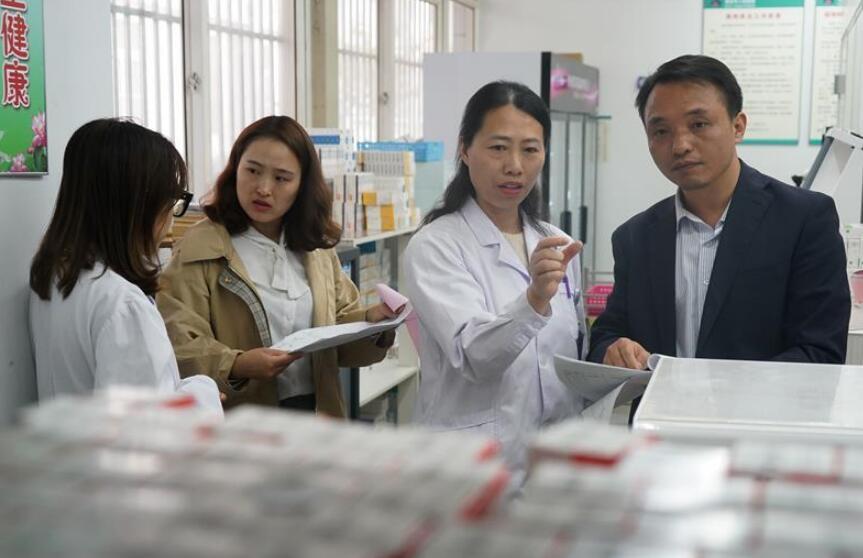 江苏海安:聚焦医卫系统 开展重点巡察