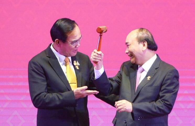 第35届东盟峰会及东亚合作领导人系列会议闭幕