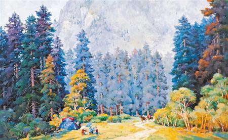 【视点】甘肃油画七十年