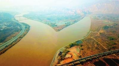 三江口,黄河流入无极4娱乐官网下载地址的地方