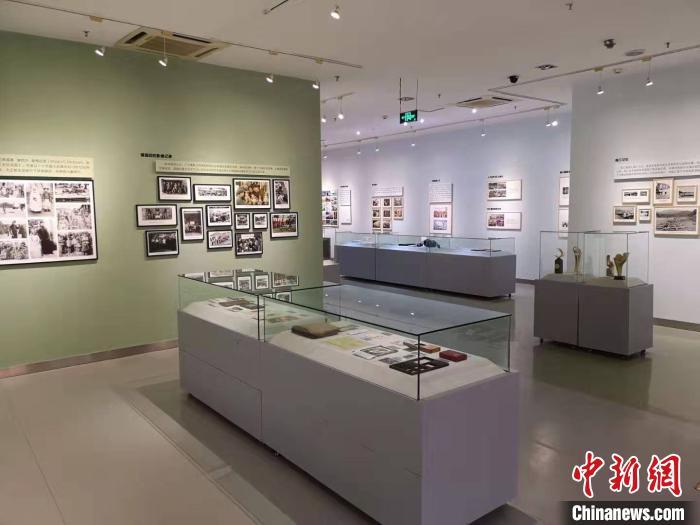 图为:中国丽水摄影博物馆 范宇斌 摄