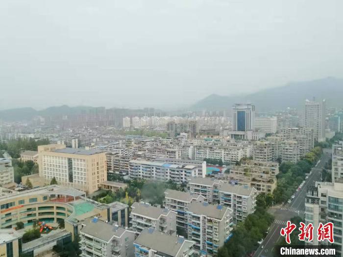 丽水打造国际摄影名城 周禹龙 摄
