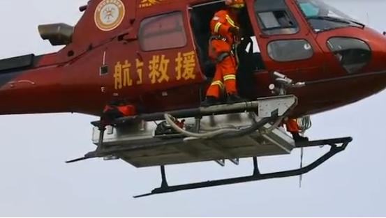 """【追梦火焰蓝】""""挥着翅膀""""的""""火焰蓝"""" 这样的消防救援队你见过吗?"""