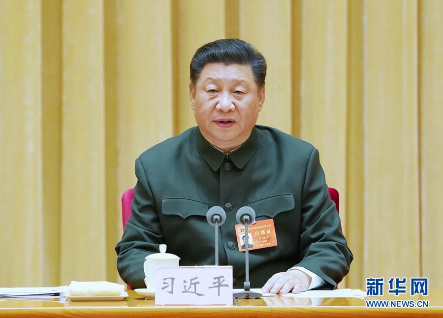 习近平在中央军委基层建设会议上强调发扬优良传统 强化改革创新 推动我军基层建设全面进步全面过硬