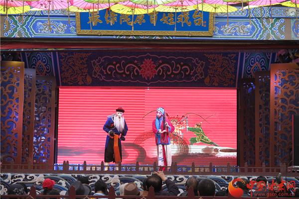 """春华秋实再耕耘——甘肃""""春绿陇原·百姓戏台""""惠民展演纪实"""