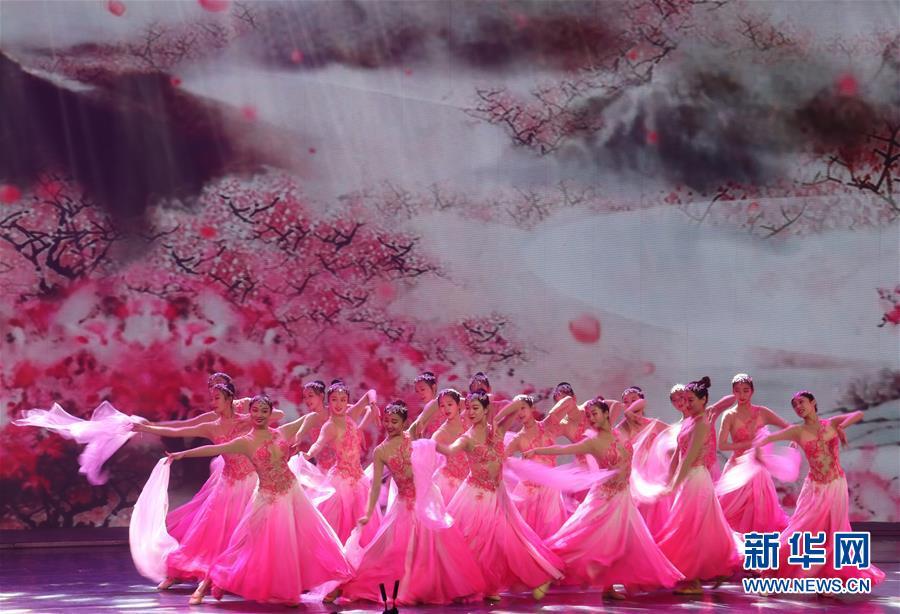 (文化)(1)第十二届安徽国际文化旅游节开幕
