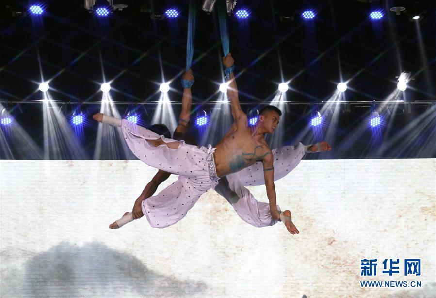 (文化)(2)第十二届安徽国际文化旅游节开幕