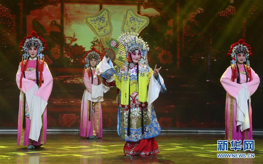 (文化)(3)第十二届安徽国际文化旅游节开幕