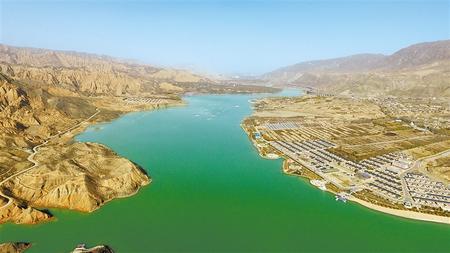 秀美黄河在尖扎 ——探访青海省尖扎段黄河生态保护与环境治理工作