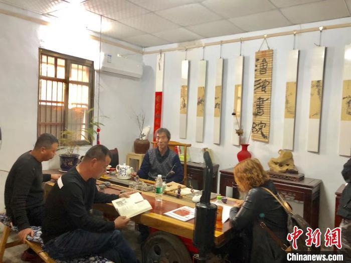 """河南永城时庄村:一个""""无中生有""""的文化村落"""