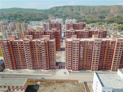 临夏州积石山县易地扶贫搬迁县城安置小区建设项目已全部完工