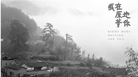 """""""克制的剧情""""和""""绝美的风景""""完美融合,一幅绿水青山的江南田园风景图"""