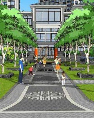 兰州市重大民生项目进展顺利力争12月中旬前打造完成20处精致小区