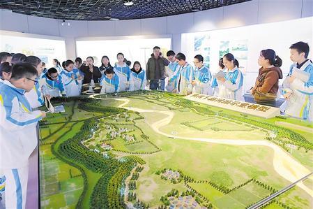 【守护母亲河 建设幸福河——推动黄河流域生态保护和高质量发展全媒体八省区采访报道⑩】博物馆里看黄河