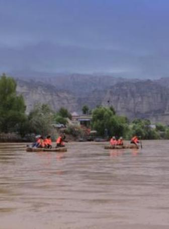 甘肃省启动黄河甘肃段污染防治调查评估