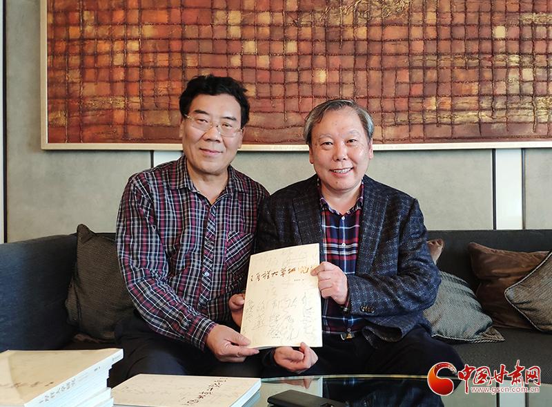 中书协会员、著名媒体人杨重琦书法专著《王厚祥大草研究》出版发行(图)